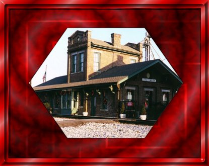 Historic Stevenson Railroad Museum website HERE!